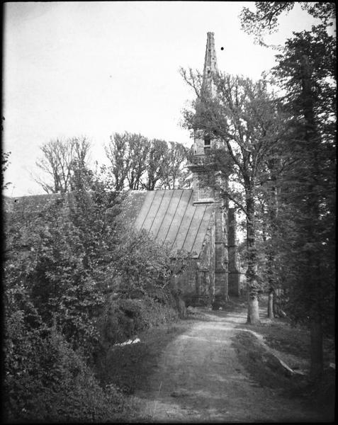 Chapelle Saint-Côme et ses abords