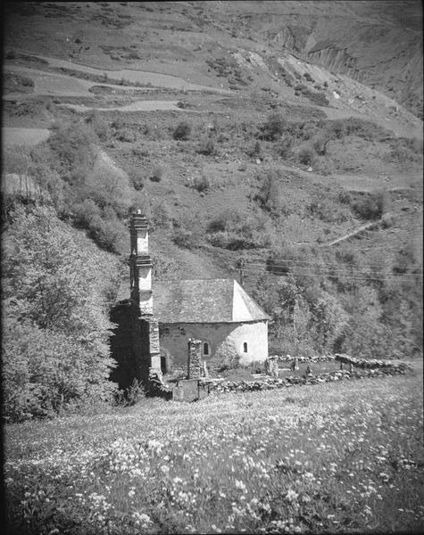 Eglise des Templiers, dite aussi Chapelle-du-Plan