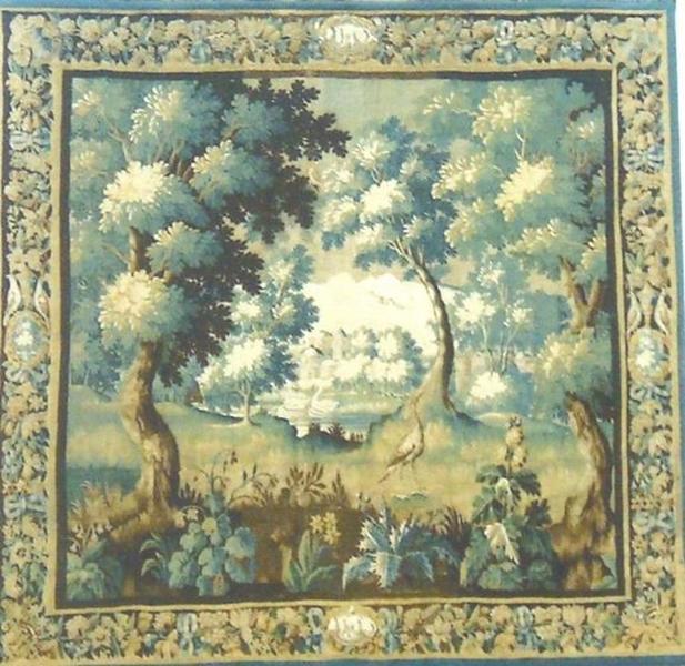 Tableau de tapisserie : Verdure, vue générale