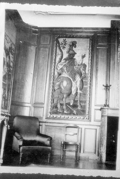 Hôtel du 18e siècle, actuellement sous-préfecture de Bellac