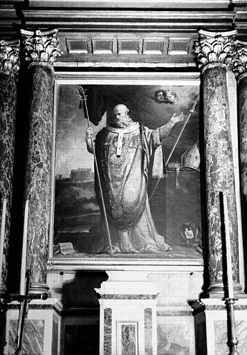 Tableau : saint Théodard