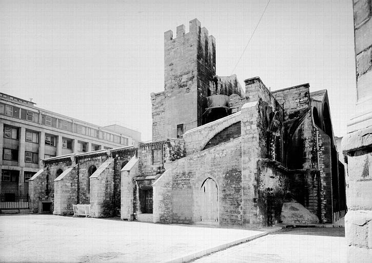 Eglise de la vieille Major (ancienne cathédrale)