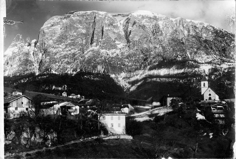 Seis am Schlern dans le sud du Tyrol