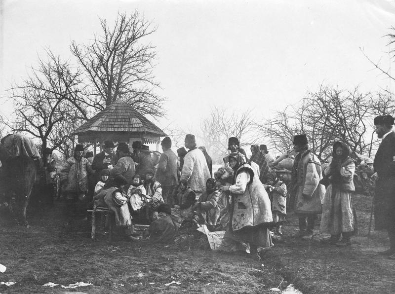 Ruthènes en Bukovine