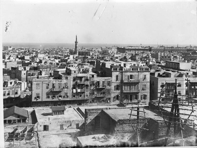 Panorama de la ville