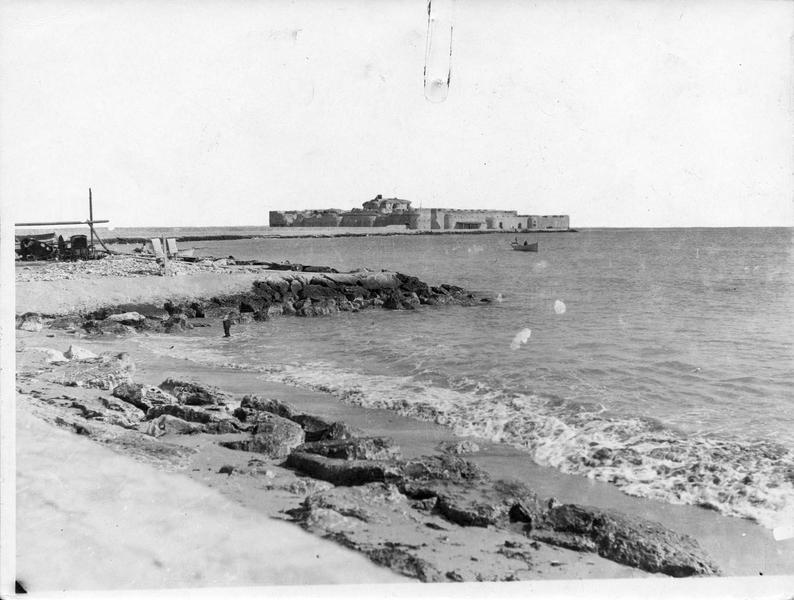 Aboukir près d'Alexandrie