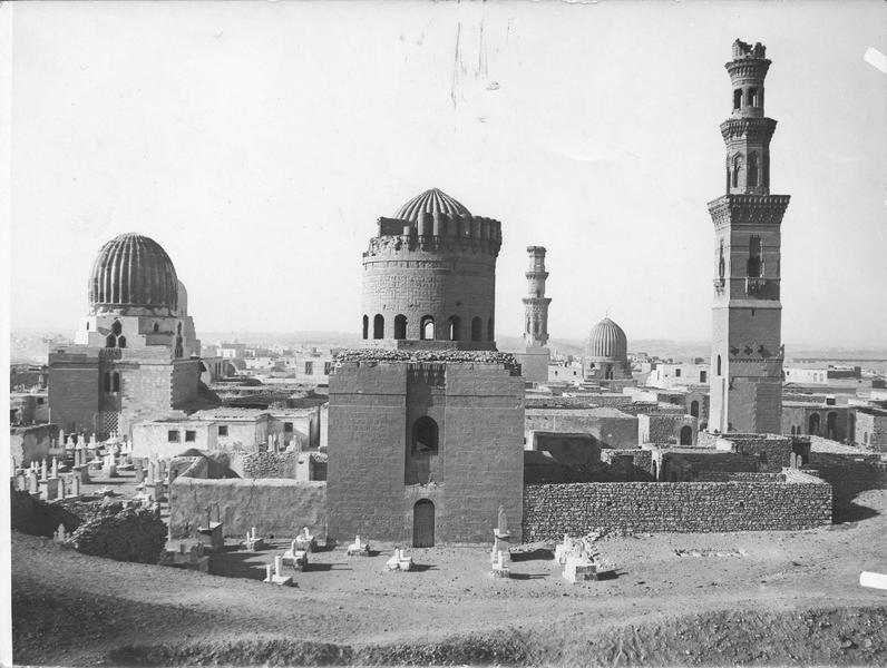 Les célèbres tombeaux des Mamelouks