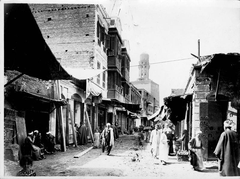 Ruelle du Bazar
