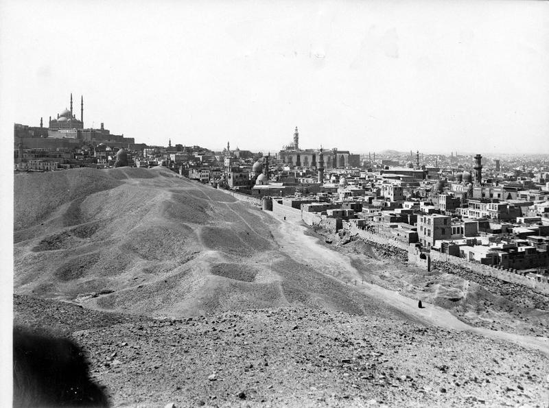 La ville vue de la Citadelle