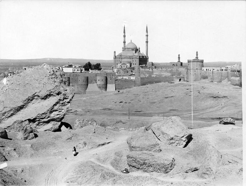 La Citadelle et la mosquée de Méhémet Ali