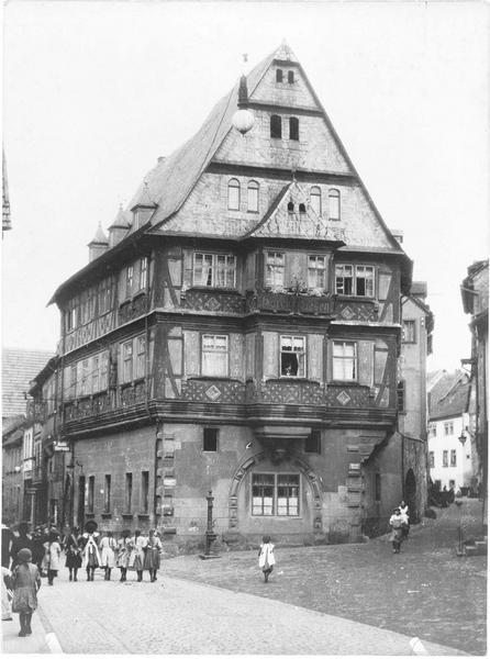 L'hôtel de Ville historique