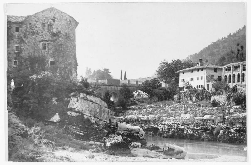 Salkano et la vallée de l'Isonzo