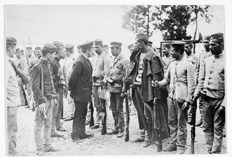 Infanterie portugaise