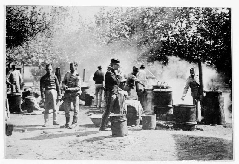 Cuisines militaires portugaises