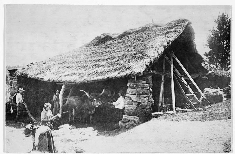 Maisons de paysans