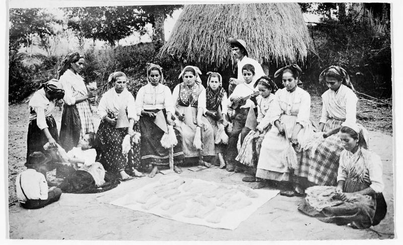 Paysans portugais