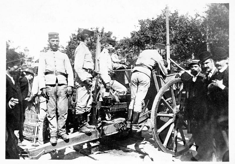 Artillerie portugaise