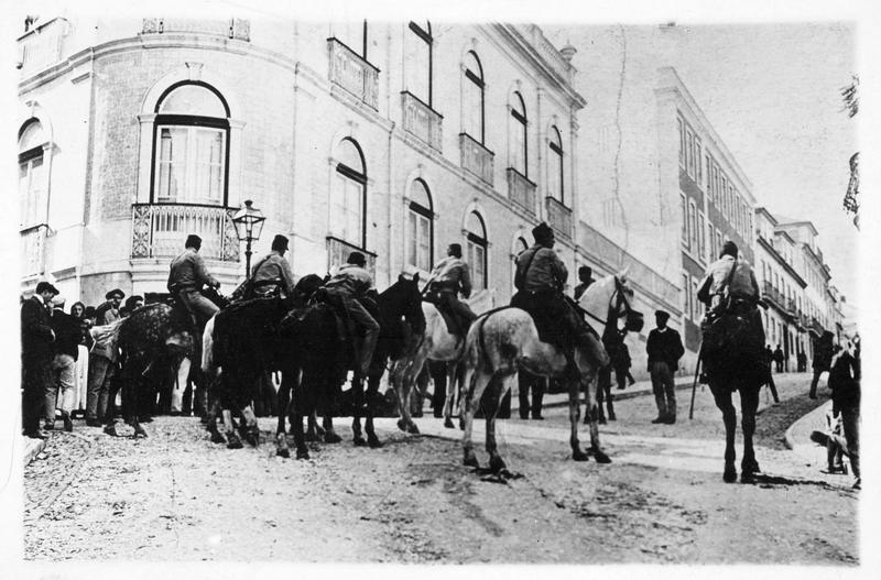 Cavalerie portugaise
