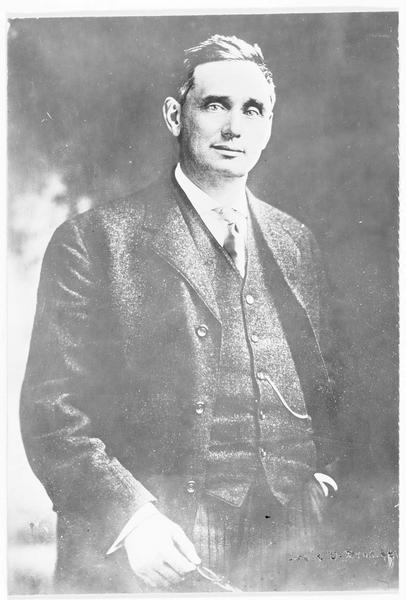 Portrait du nouveau ministre de la justice américain, Louis Dembitz Brandeis, germanophile connu