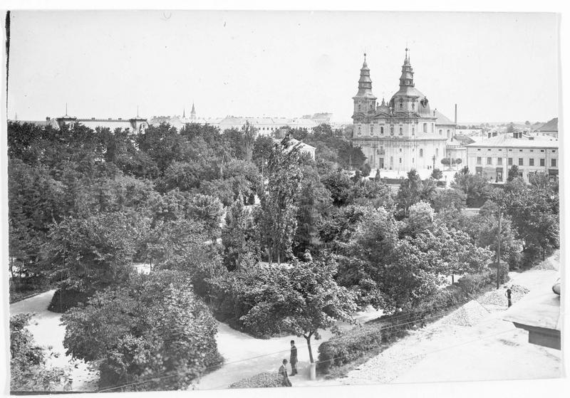 L'église catholique dominicaine de Tarnopol (en polonais)