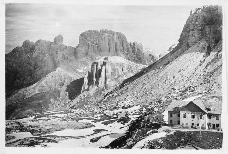 Rochers des Dolomites