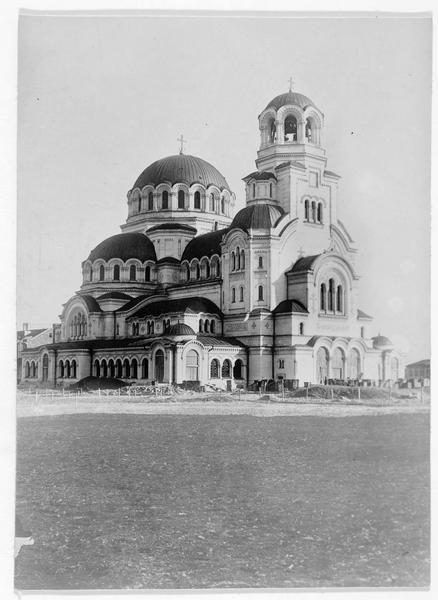 La cathédrale Alexandre Newsky