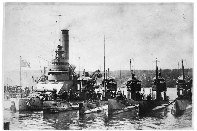 Sous-marins américains