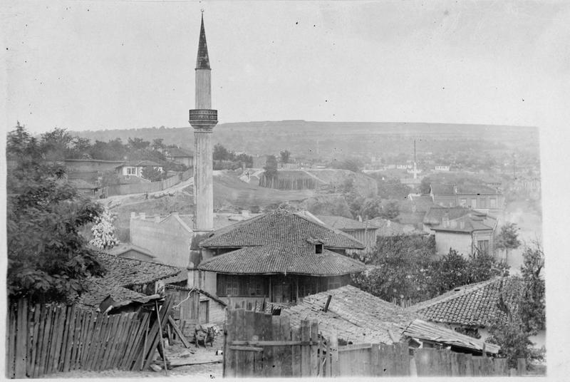 Panorama de la ville de Roustchouk (anciennement)