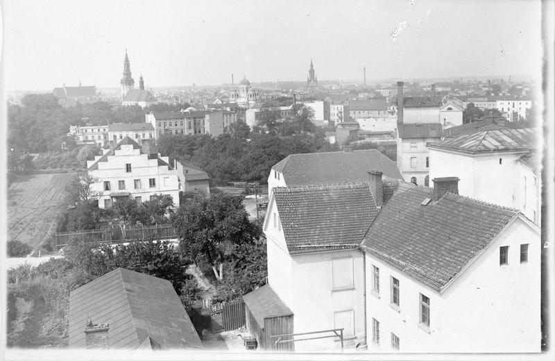 Panorama de la ville de Kalisch (en allemand)