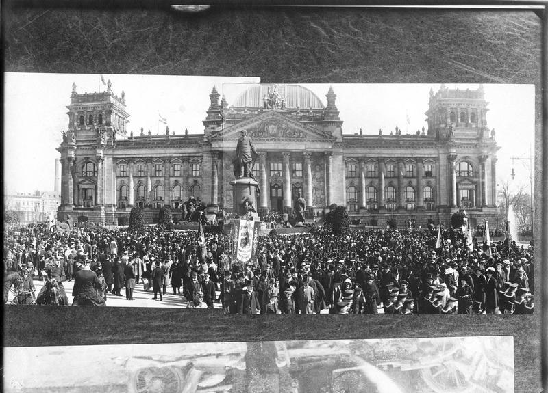 Centième anniversaire de la naissance de Bismarck