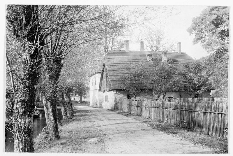 Moulin où le général Karl Friedrich von Steinmetz avait son quartier général pendant la bataille de Skalitz en 1866