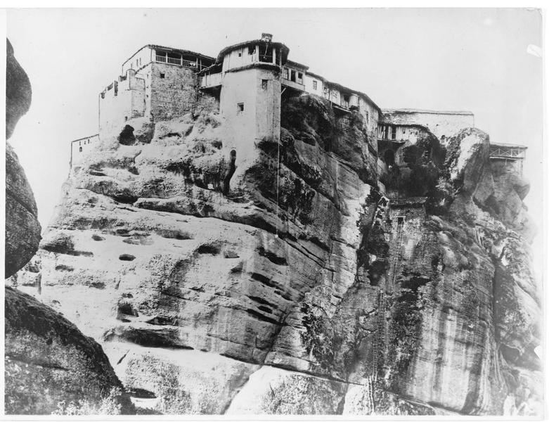 Le monastère de Varlaam près de Kalabaka