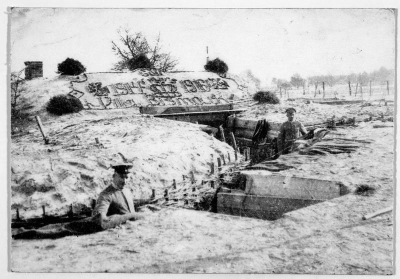 Derrière le front de Verdun : la «villa Bismarck», un abri contre les bombardements