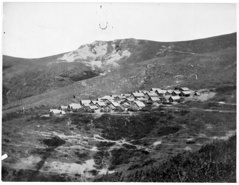 Le village bulgare de Grabowo à la frontière serbe