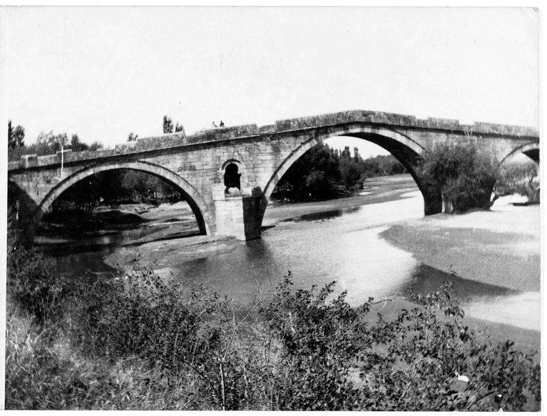 Le pont sur la Stroumitza