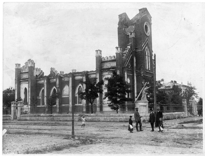 Eglise russe à Constantinople