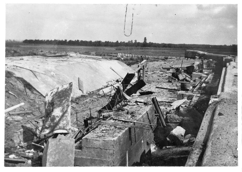 Fort de Novo-Georgievsk détruit par les Russes