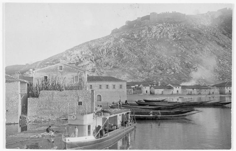 Tarakosch près de Scutari (en italien)