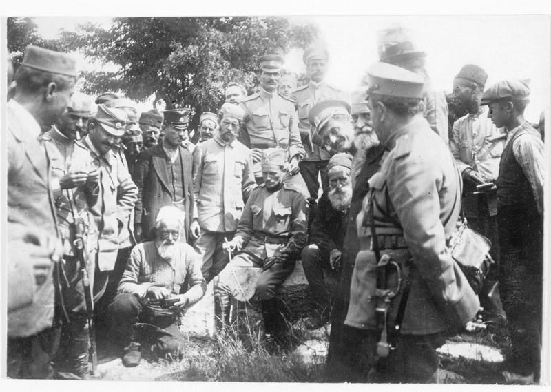 Camp de prisonniers serbes en Albanie