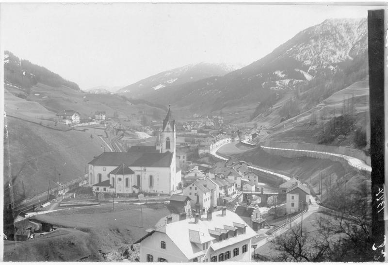 Passage du Brenner à Matrei
