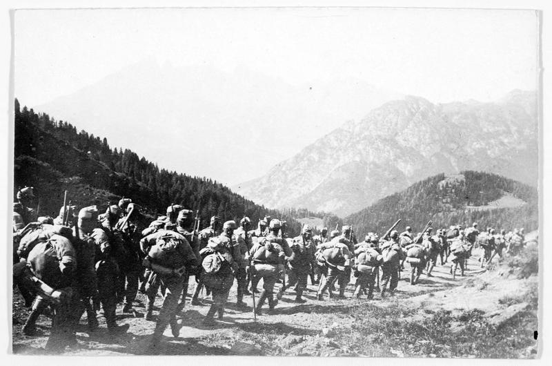 Régiment de chasseurs tyroliens