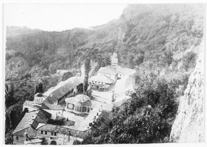 Le couvent de Rila. Sanctuaire bulgare