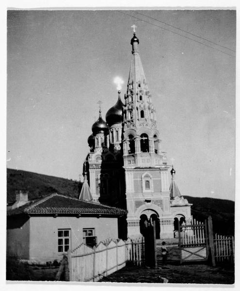 L'église russe de la vallée de Schipka
