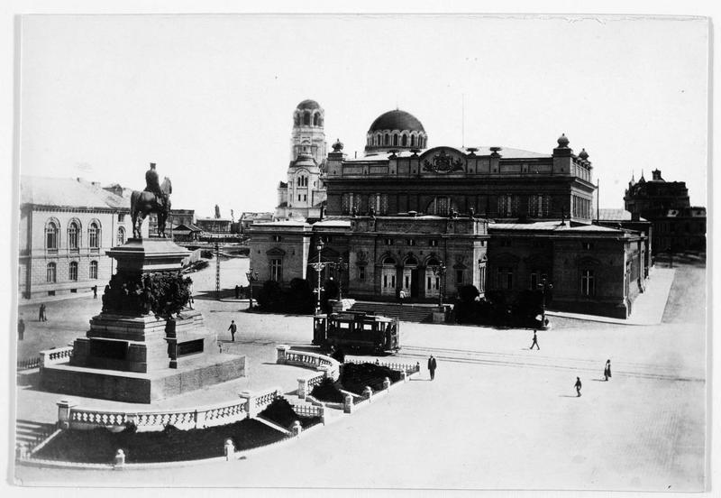 Place de la cathédrale Alexandre Newsky