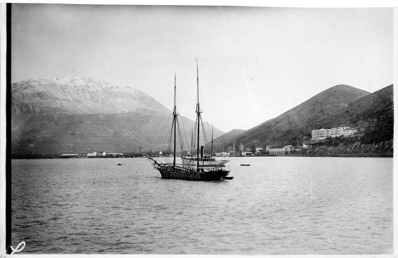 Le lac de Skadar (Scutari en italien)