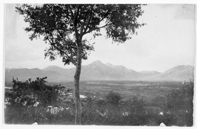 Le mont Lovcen
