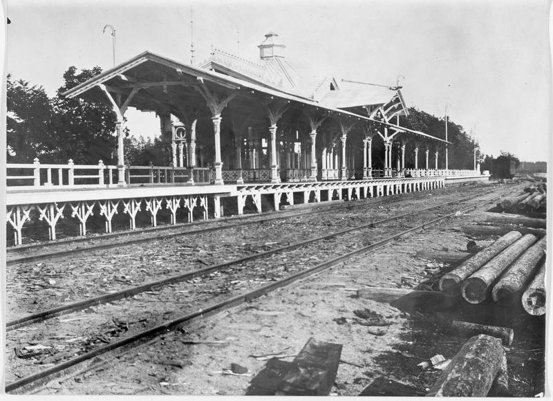 La gare de Bialowice