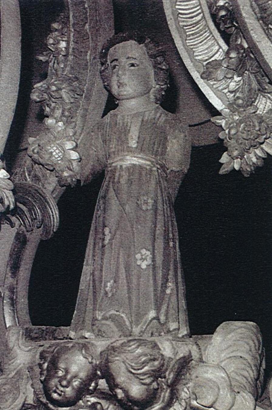 statuette : Enfant Jésus