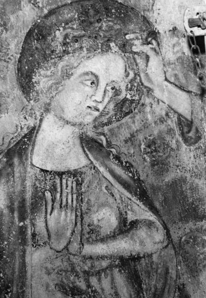 Peintures monumentales de la chapelle du Rosaire