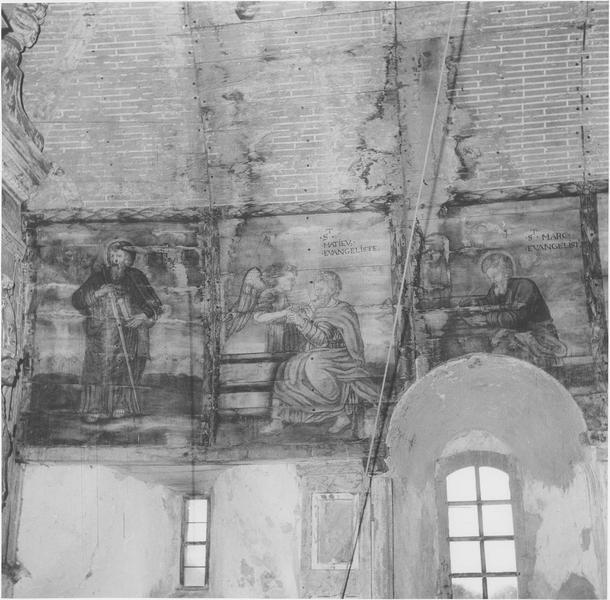 Chapelle Saint-Nicolas d'Harambels